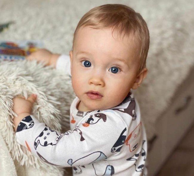 Кристина Черкасова рассказала, что умеет её сын к первому году жизни