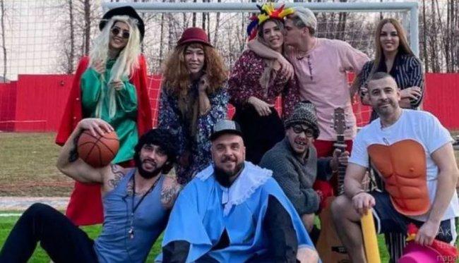 Старенькие участники «Дом 2» напоминают бродячий цирк Шапито
