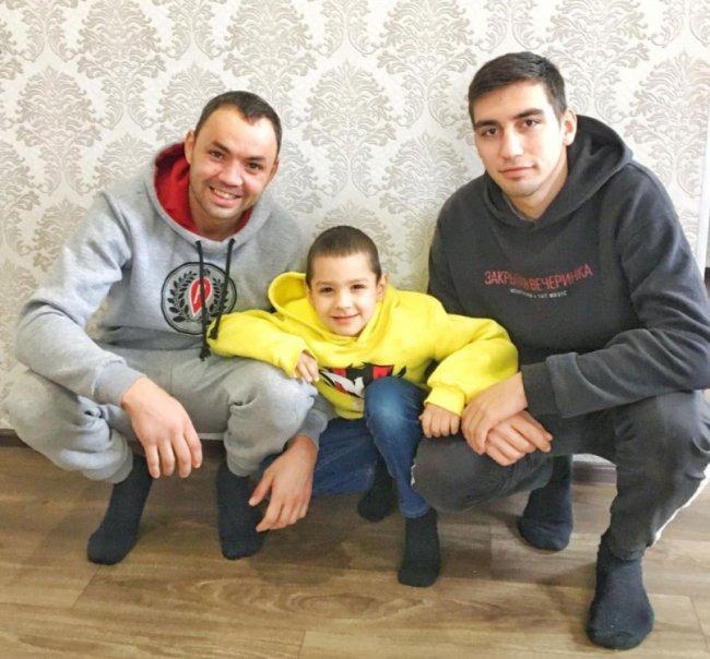 Саша Гобозов рассказал о взаимоотношениях с сыном и бывшей женой