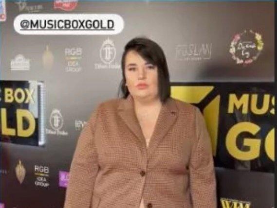 Саша Черно жалуется на проблемы со здоровьем из-за ожирения
