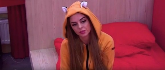 У Юли Ефременковой случилась истерика, когда она увидела Мондезира