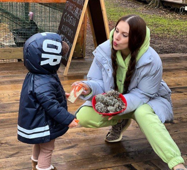 Саша Артемова о том, как важно говорить своим детям, что вы их любите