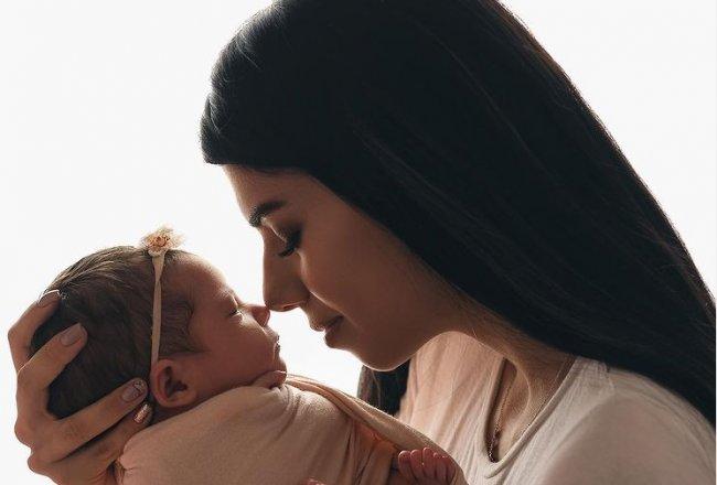 Ирина Пингвинова показала, как выглядит ее дочь