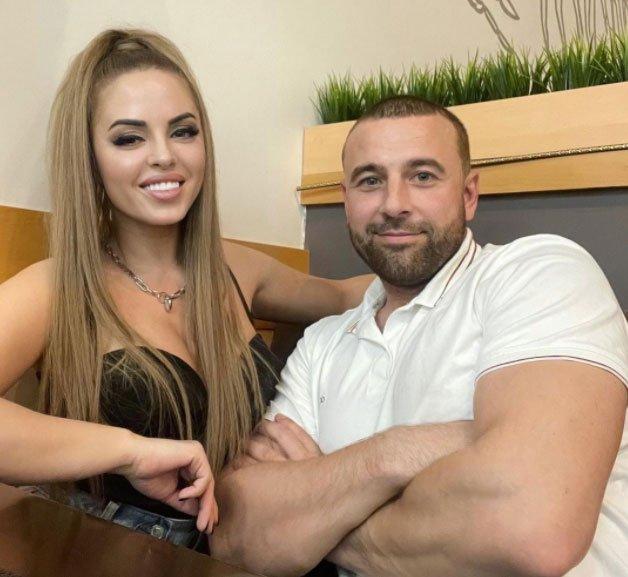 Алексей Адеев благодарен Богу за то, что в его жизни появилась такая рыбка как Юлия Ефременкова