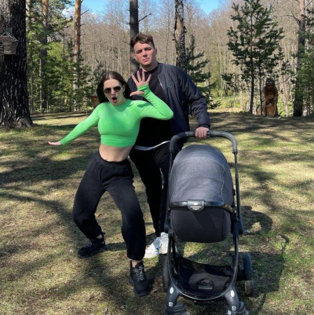 Саша Артемова счастлива, что их дочь с Женей Кузиным чувствует любовь от мамы и папы