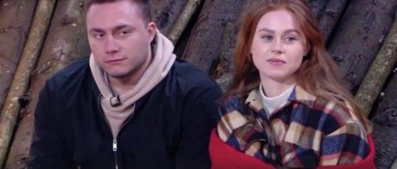 Катя Горина и Дима Антошкин перебрались в шале любви