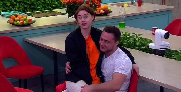 Дима Антошкин и Катя Горина расстались