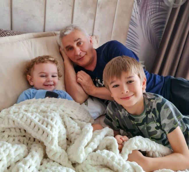 Ольга Гажиенко: Моя очередь наслаждаться нахождением родителей рядом закончилась