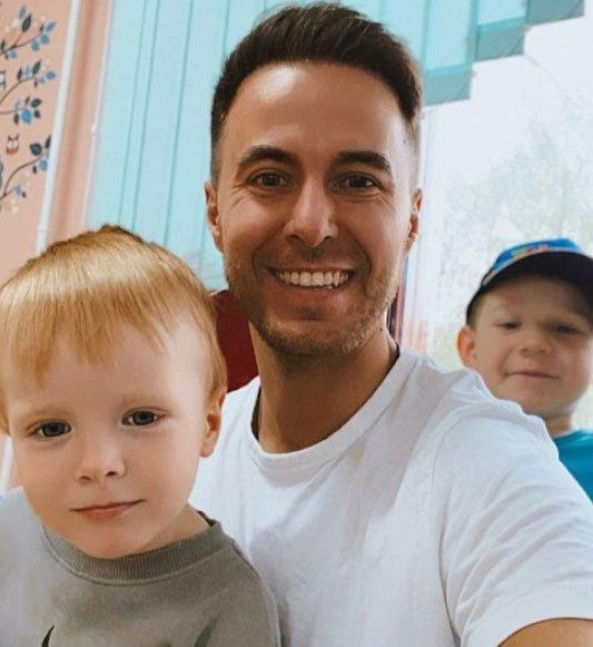 Никита Уманский: ребёнку нужна любовь, внимание и забота двух родителей