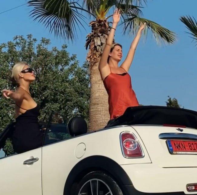 Анита Кобелева рассказала, как они с Майей Донцовой оказались на Кипре