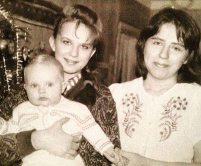 Саша Черно рассказала, почему она разругалась со своей бабушкой