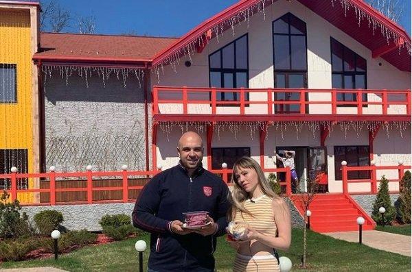 Наталья Роинашвили готова расстроить свадьбу своей дочери