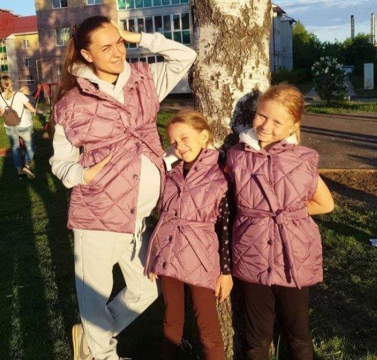 Мария Круглыхина будет много трудиться, чтобы отвести своих детей на море