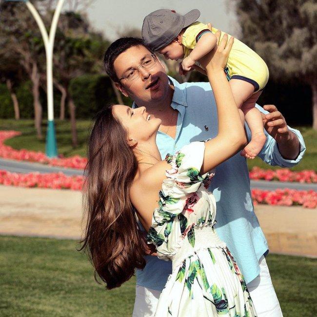Фотоподборка счастливой семьи Чуевых