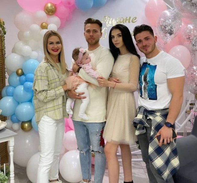 Ира Пингвинова организовала День рождения дочери только ради Димы Чайкова?