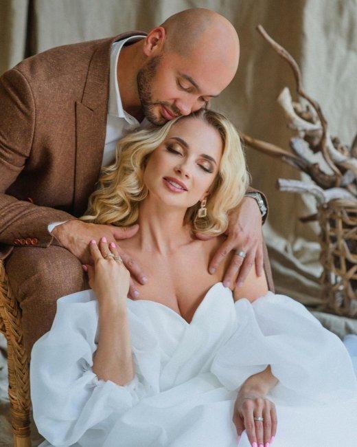 Красивая фотоссесия Андре и Кристины Черкасовых