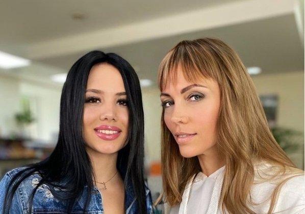 Надя Ермакова провела воспитательную беседу с Натальей Роинашвили