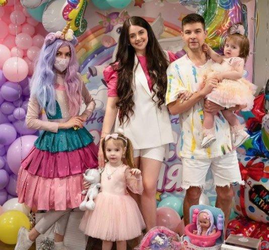 Ольга Рапунцель рассказала, как они отметили День рождения дочери Софии