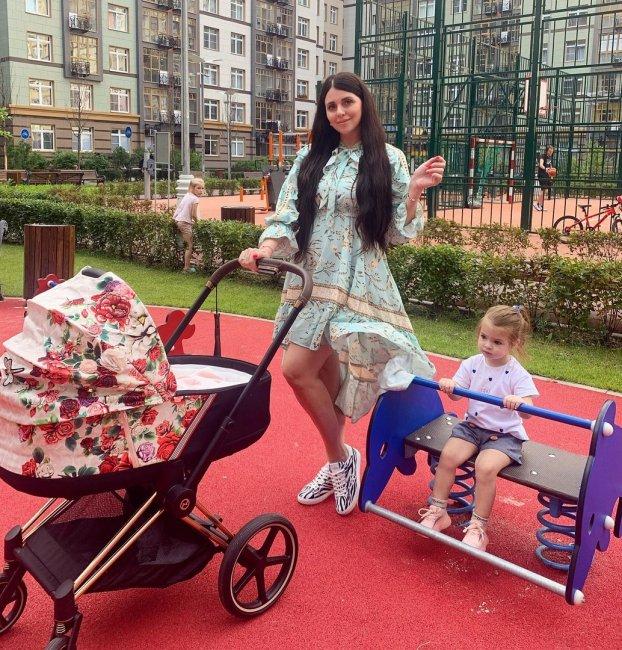 Ольга Дмитренко больше не  скрывает свой лишний вес